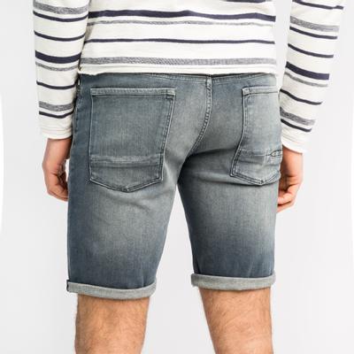 Cope Shorts Grey Blue Comfort|CSH202213|Cast Iron