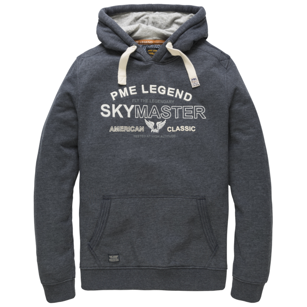 SWEATER MET CAPUCHON PSW181402 PME LEGEND